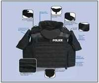 Bullet Proof Jacket-Vests for Personal Safety
