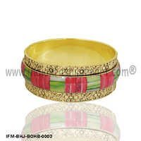 Enchanting Rainbow - Bone Bangle