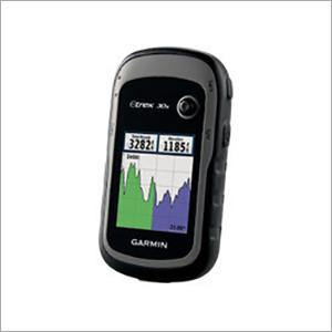 Handheld Garmin GPS