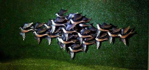 Flying Birds Wall Decor