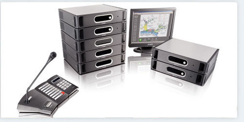 Praesideo Digital Public Address And Emergency Sound System