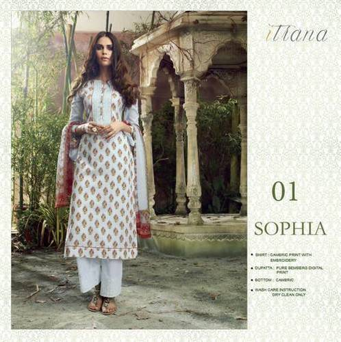 SOPHIA (ITRAANA) Design Strath Salwar kameez