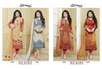 YOUR CHOICE (DINNAR-15) Straight Salwar Kameez Wholesale
