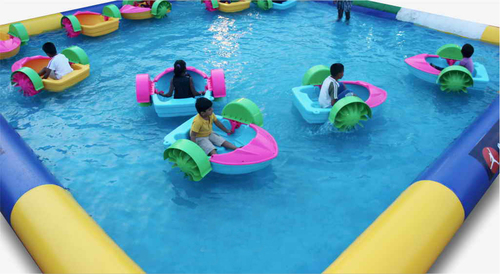 Zorb Pool