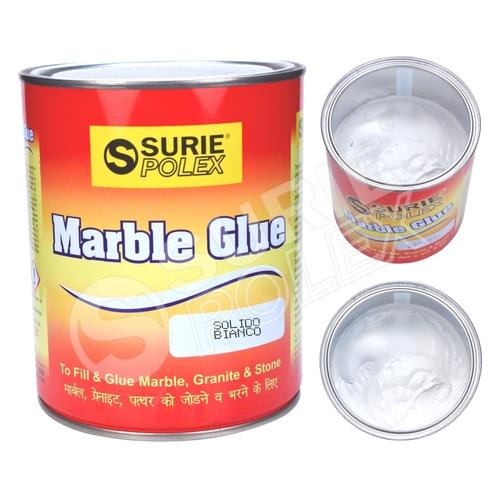 Marble Glue Mastic Solido Bianco