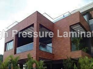 HPL Exterior Cladding Sheets