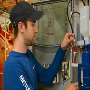 Calibrate On Line Process Equipment