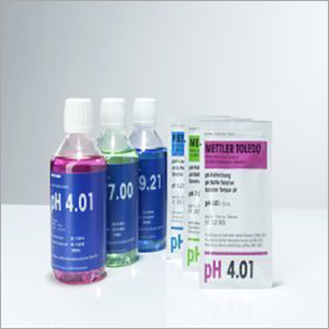 Buffers, Standard & Electrolytes Calibration
