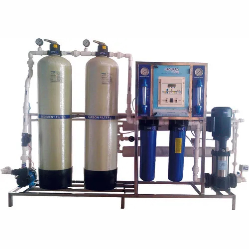 Commercial Drinking Water Plant