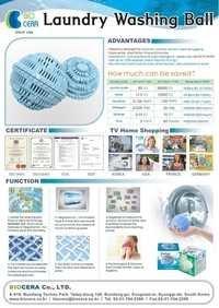 Biocera Laundry Balls