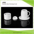 wireless charge mug