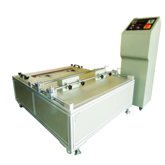 Baby Wheel Brake Abrasion Test Machines