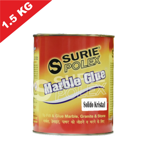 Marble Glue Mastic Solido Kristal
