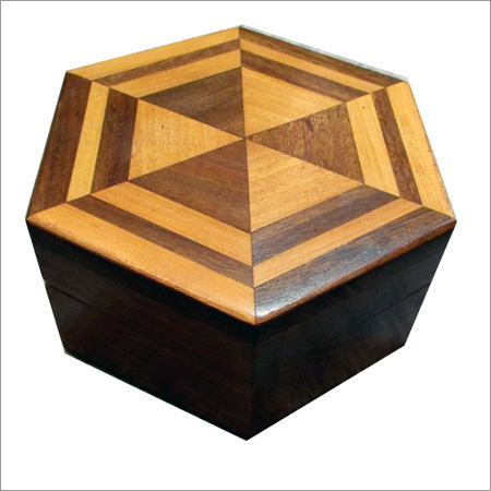 Wooden Pattern Boxes
