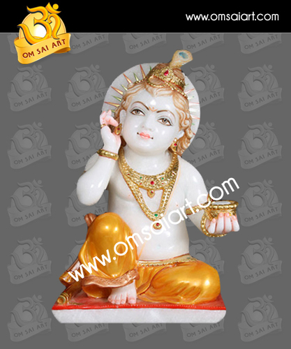 Marble Lord Gopal Statue