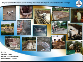 Water Tanks and Sewage Tanks