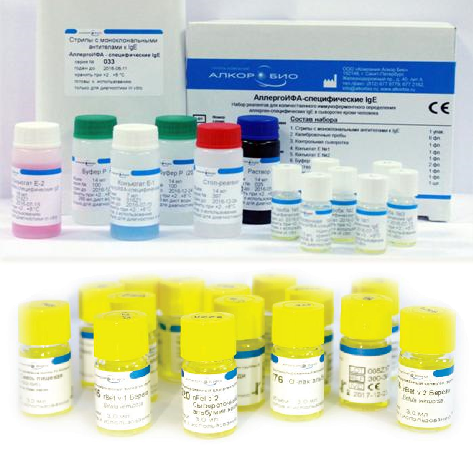 Allergen Specific IgE ELISA KIT