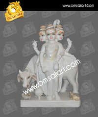 God Marble Duttatray Statue