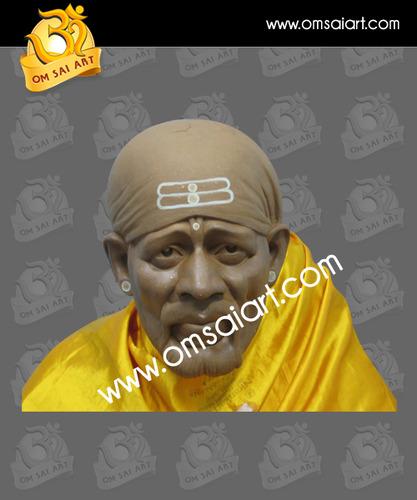 Sai Baba Clay Moorti
