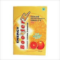 Booster Z Energy Drink Powder