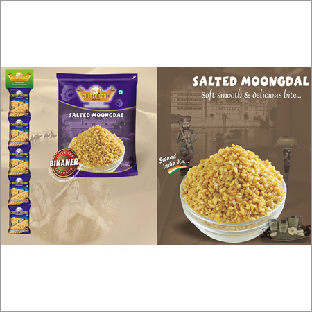 Salted Moongdal