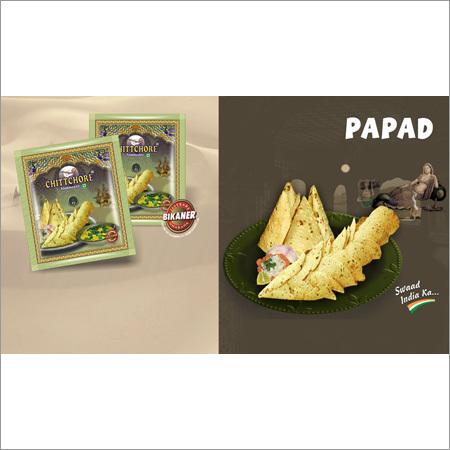 Dal Papad