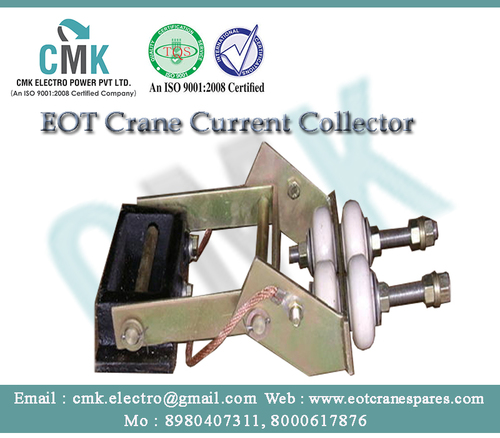 EOT Crane Current Collector