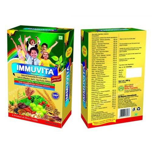 Junior Nutritional Drink Supplement