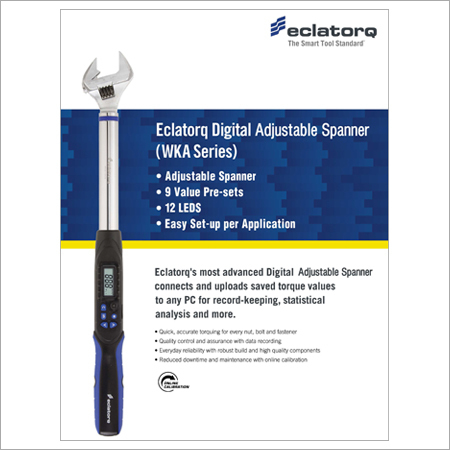 Fixed Head Digital Torque Wrenches