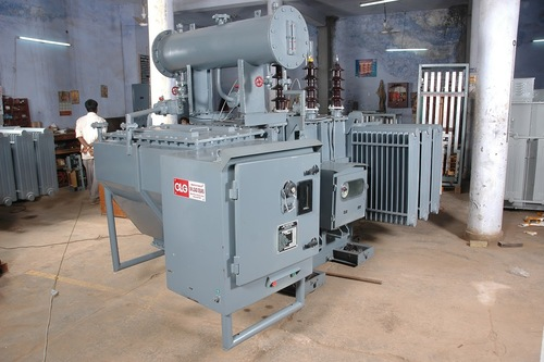 750 KVA Transformer with OLTC