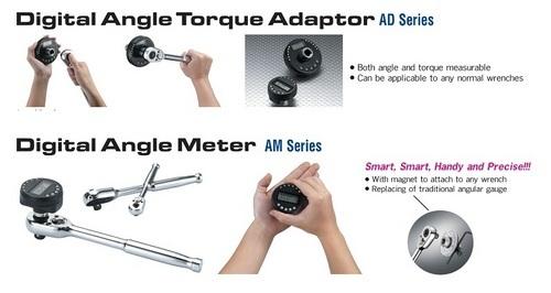 Digital Angle Torque Adaptor