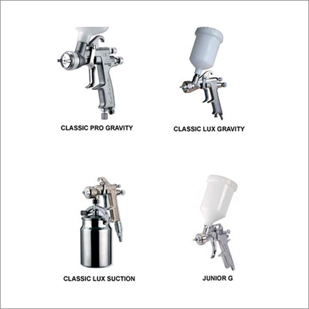 Gravity & Suction Spray Guns