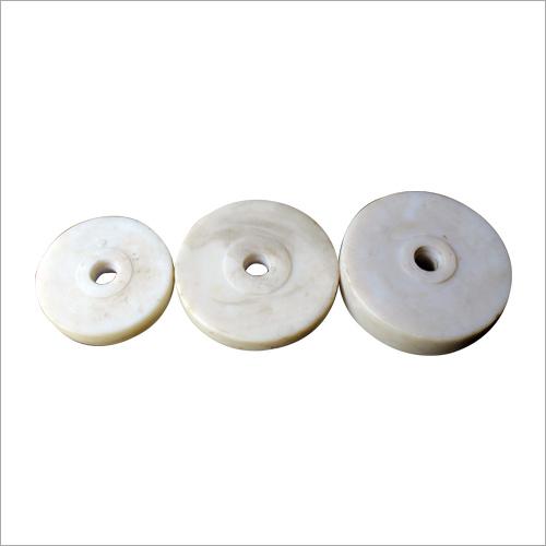 PVC White Wheel