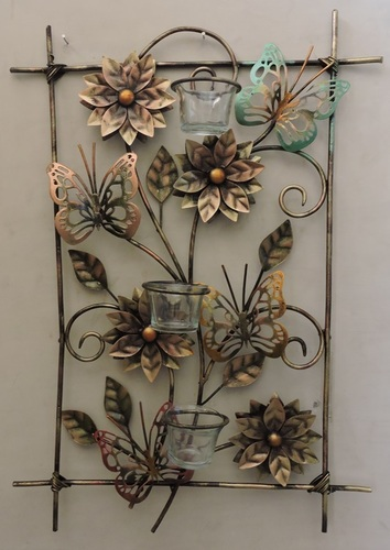 Decorative T-Light Wall Decor