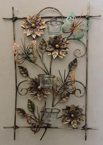 Decorative T-Light Wall Decor