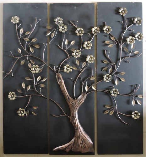 Decorative Metal Wall Decor Painting