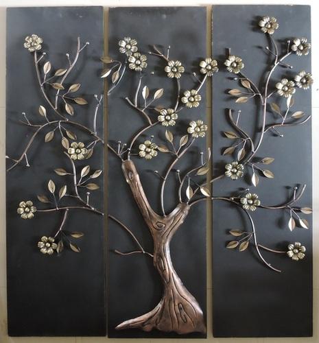 Decorative Metal Wall Decor Painting