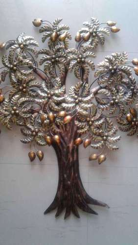 Mango Tree Wall Decor