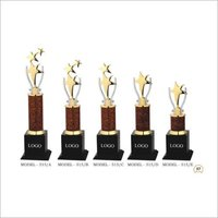 Crystal Award Trophies