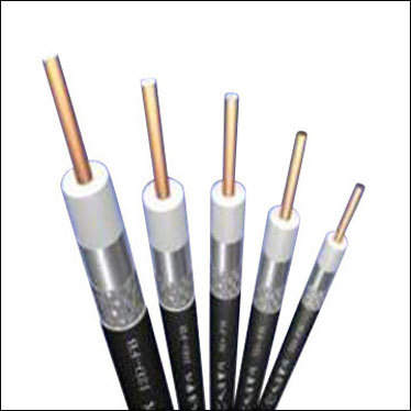 PTFE Insulated Co-Axial Cable