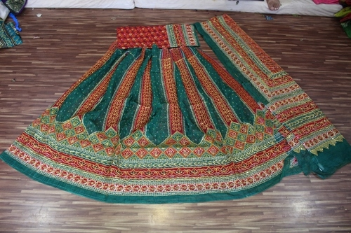 Kasab Hand Work Chaniya Choli