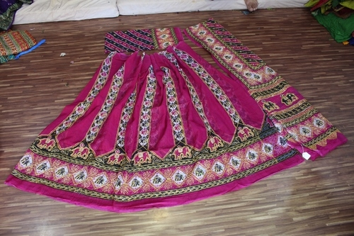 Traditional Kasab Chaniya Choli