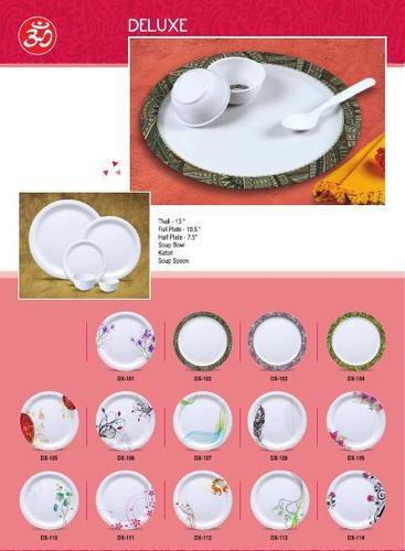 Creative Melamine Tableware
