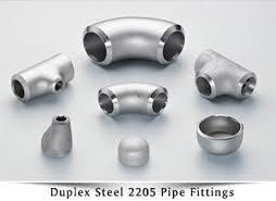 Duplex Steel Pipe Fitting 2205