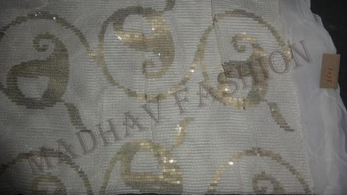 Indian Designer Sequence Fabrics