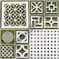 Concrete Grc Jaali