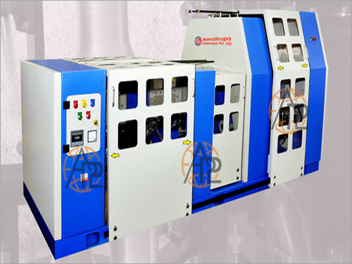 High Speed Rope Making Machines