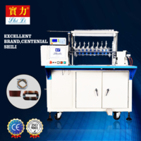 8 Eight Spindle Motor Coil Winding Machine
