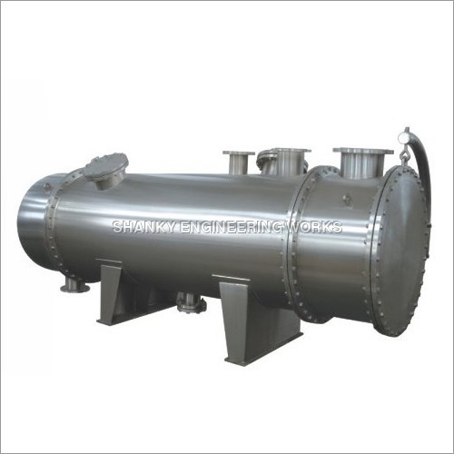 High Pressure Shell & Tube Heat Exchanger
