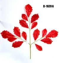 Artificial Red Amrit Leaf Spray